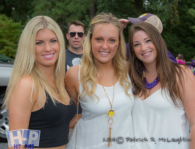 ECU vs UNC S. ELM BASEBALL LOT TAILGATES